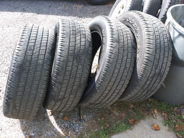 275 60 20 inch tires