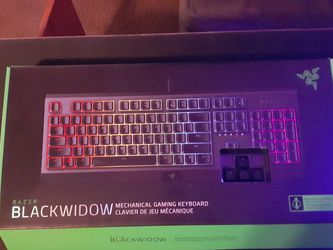 Razer Blackwidow for Sale in Seattle,  WA