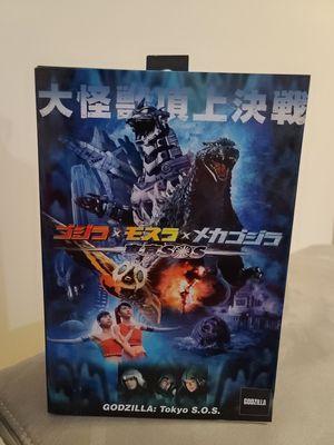 "NECA Godzilla: Tokyo S.O.S. 12"" figure for Sale in Woodbridge, VA"