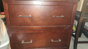 SHARE: 2 Drawer Lateral File Cabinet paid $279 A few months ago! for Sale in Dallas, TX