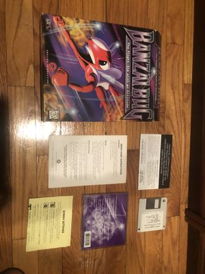 Banzai Bug Big Box (PC, 1996) for Sale in Arlington, MA