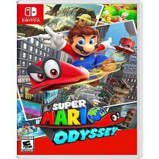 Super Mario Odyssey - Nintendo Switch for Sale in Asheville, NC
