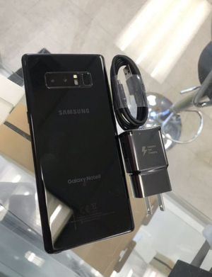 Samsung Galaxy Note 8 (64GB ) Unlocked For Any Carrier | 30 Days warranty on the phone | Lifetime warranty For IMEI for Sale in Wesley Chapel, FL