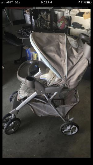 Baby stroller and car seat for Sale in Fontana, CA