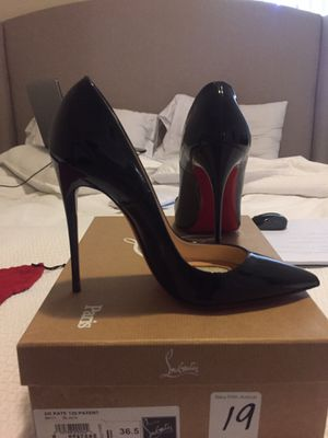 Christian Louboutin So Kate heels size 6.5 for Sale in Miami, FL