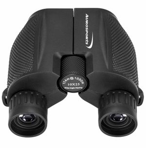 10x25 Folding High Powered Compact Binoculars for Adults Kids With Weak Light Night Vision Clear Binocular for Bird Watching Gre for Sale in Rancho Cucamonga, CA