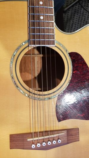 Ibanez Artwood Acoustic/Electric Guitar for Sale in Fresno, CA