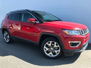 2019 Jeep Compass for Sale in Tacoma, WA