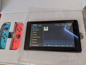 New nintendo switch 2.0 with SX core+256GB SD + HBG +Emunand for Sale in Lake Forest, CA