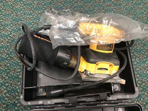 Sander, Tools-Power Dewalt Sander In Case .. Negotiable for Sale in Baltimore, MD