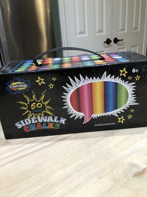 50 Count Sidewalk Chalk - Bulk or Individual Sale for Sale in Phoenix, AZ