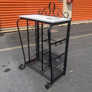 Metal Rack Bar for Sale in Woodbridge, VA