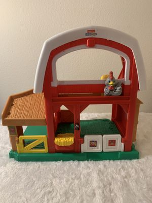 Little People Animal Sounds Barn (410/Evers) ((Please Read All Info)) for Sale in San Antonio, TX