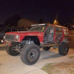 96 Jeep Cherokee XJ for Sale in Las Vegas, NV