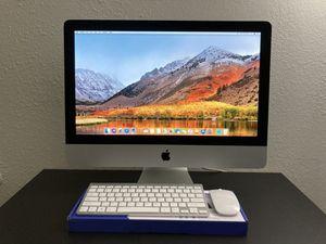 """Apple iMac 21.5"""" + keyboard + mouse for Sale in Hialeah, FL"""
