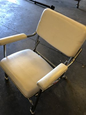 Boat Deck Chair - Good Shape 45.00 for Sale in Modesto, CA