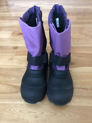Tundra Snow Boots, Kids Size 2 for Sale in San Diego, CA