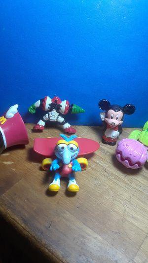 Older toys figures for Sale in Denver, CO