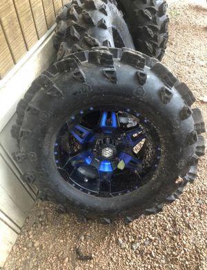 Cfmoto tire wheels for Sale in Cornell, WI
