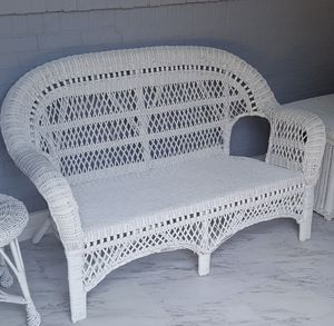 Wicker Couch for Sale in Richardson, TX