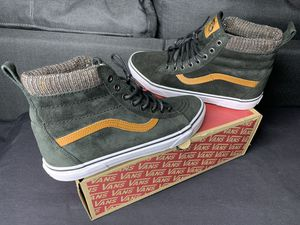 Vans Sk8-Hi Unisex Casual High-Top Skate Shoes, Comfortable and Durable. Size 11 Men/Never worn for Sale in Chula Vista, CA