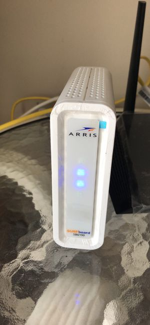Arris Modem for Sale in Rocky Hill, CT