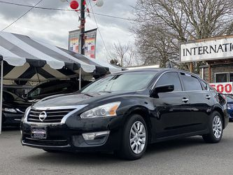 2015 Nissan Altima 2.5 S for Sale in Portland,  OR