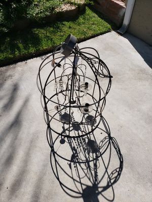 Metal Caged Candelabra for Sale in Pomona, CA