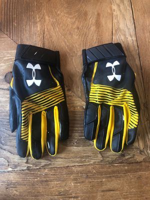 Men's UA Clean Up Baseball batting Gloves - Large for Sale in Ellicott City, MD