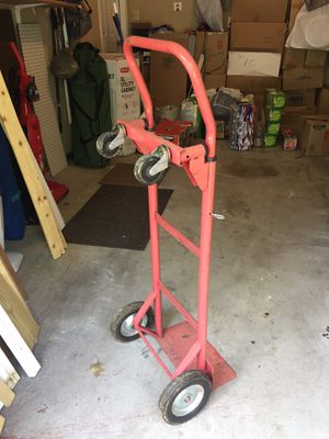 2 Way Hand Dolly Good Condition $20 obo (pick up only) for Sale in Lexington, KY