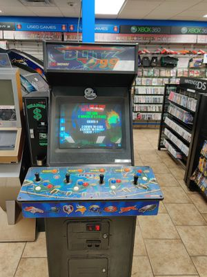 Blitz 99 Full Size 4 Player Arcade 🕹️ 𝐈𝐅 𝐘𝐎𝐔 𝐒𝐄𝐄 𝐌𝐘 𝐀𝐃, 𝐈𝐓𝐒 𝐒𝐓𝐈𝐋𝐋 𝐀𝐕𝐀𝐈𝐋𝐀𝐁𝐋𝐄 🕹️ for Sale in Goodyear, AZ