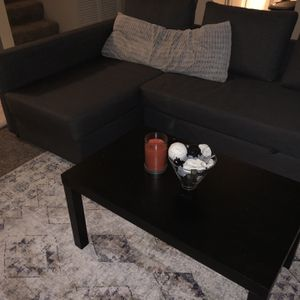 IKEA Sleeper Sofa W Storage for Sale in Beaverton, OR