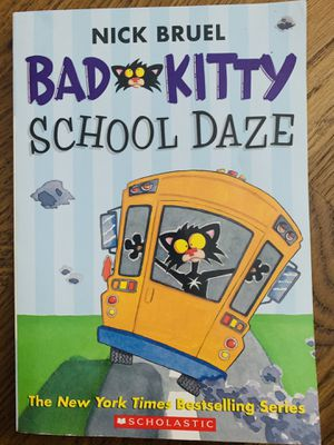 Bad Kitty School Daze. Comics book. 150 pages. for Sale in Schaumburg, IL