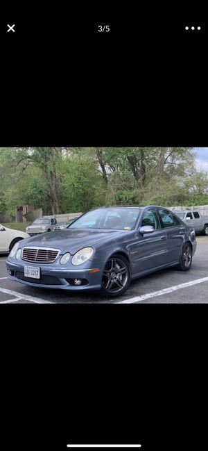 Mercedes Benz e55 car for Sale in Lake Ridge, VA