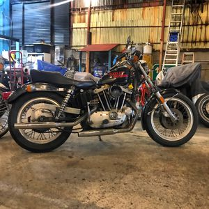 Rare clean 1978 Harley Davidson ironhead xlch for Sale in Los Angeles, CA