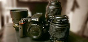 Nikon D5100 for Sale in Spring, TX