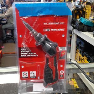 Milwaukee M12 Soldering Iron for Sale in Glendale, AZ