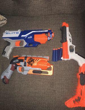 Nerf guns for Sale in Westport, MA