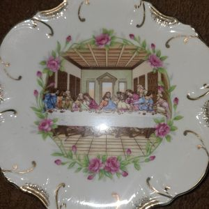 Jesus Last Dinner Plate for Sale in West Columbia, SC
