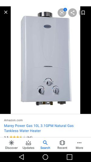 Marey tankless instant water heater for Sale in Harrisburg, OR