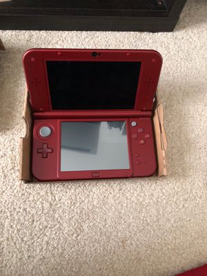 New Nintendo 3DS XL for Sale in Lynnwood, WA