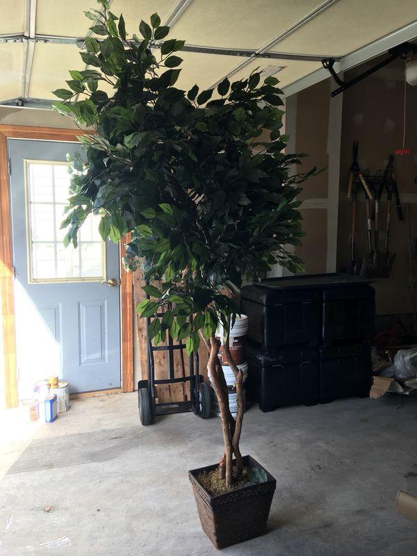 7 ' High Artificial Tree