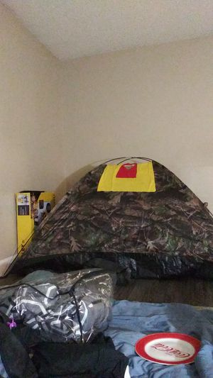 Camping tent for Sale in Albuquerque, NM