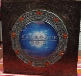 Stargate SG-1 The Complete Series Edition DVD for Sale in Raleigh,  NC
