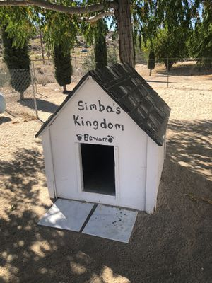 Large Dog House for Sale in Morongo Valley, CA
