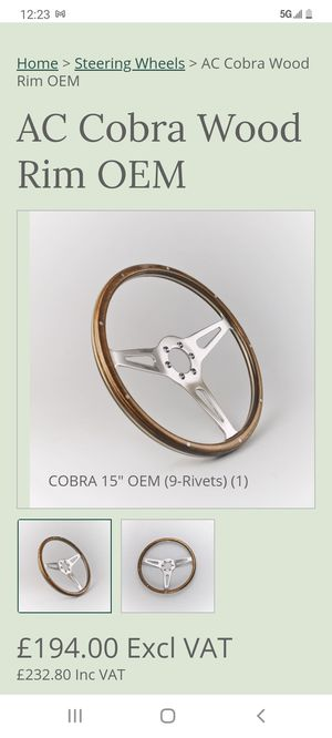 Moto Lita wood steering wheel for Sale in Kirkland, WA