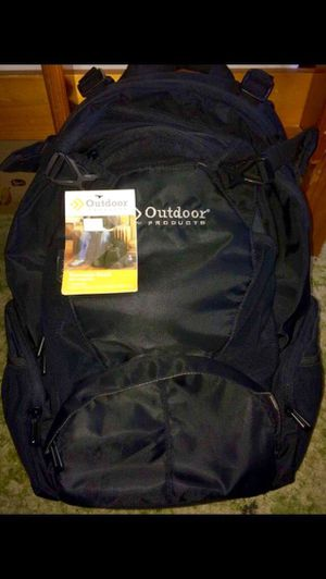 $100 value Heavy Duty Outdoor Products Back Pack for Sale in Chicago, IL