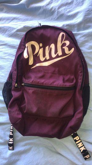 Pink (VS) backpack for Sale in La Mirada, CA