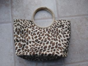 Cheetah Print Tote Bag for Sale in Mountlake Terrace, WA