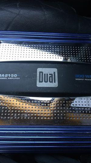Dual amplifier for Sale in Wheat Ridge, CO